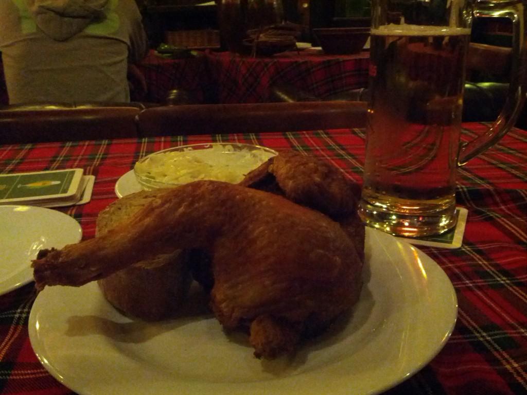 crispy chicken berlin