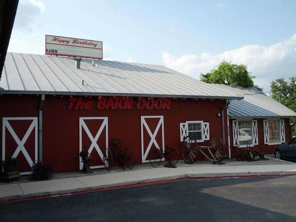 Barn Door Restaurant San Antonio Texas Images - Doors ...