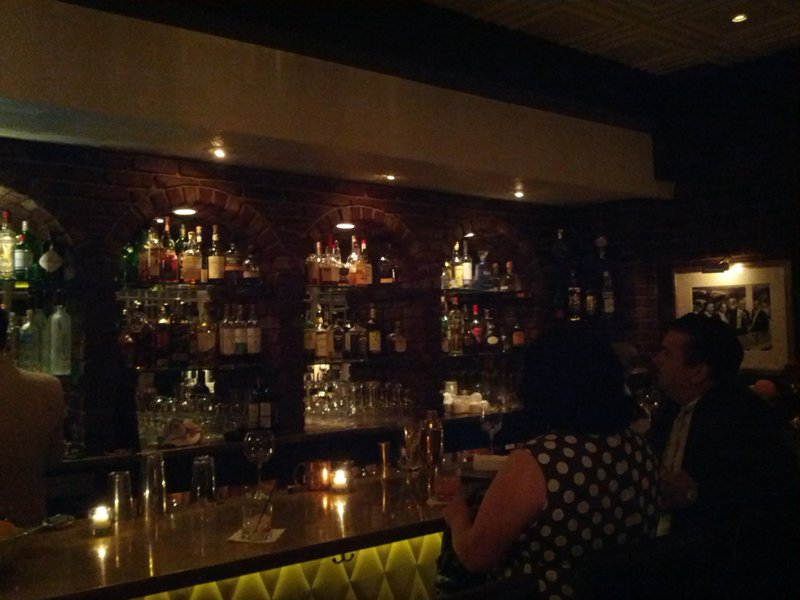La Dolce Vita bar - photo by The Jab, 2014