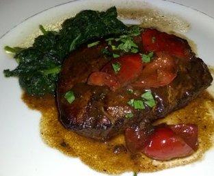 steak Sinatra - photo by The Jab, 2014