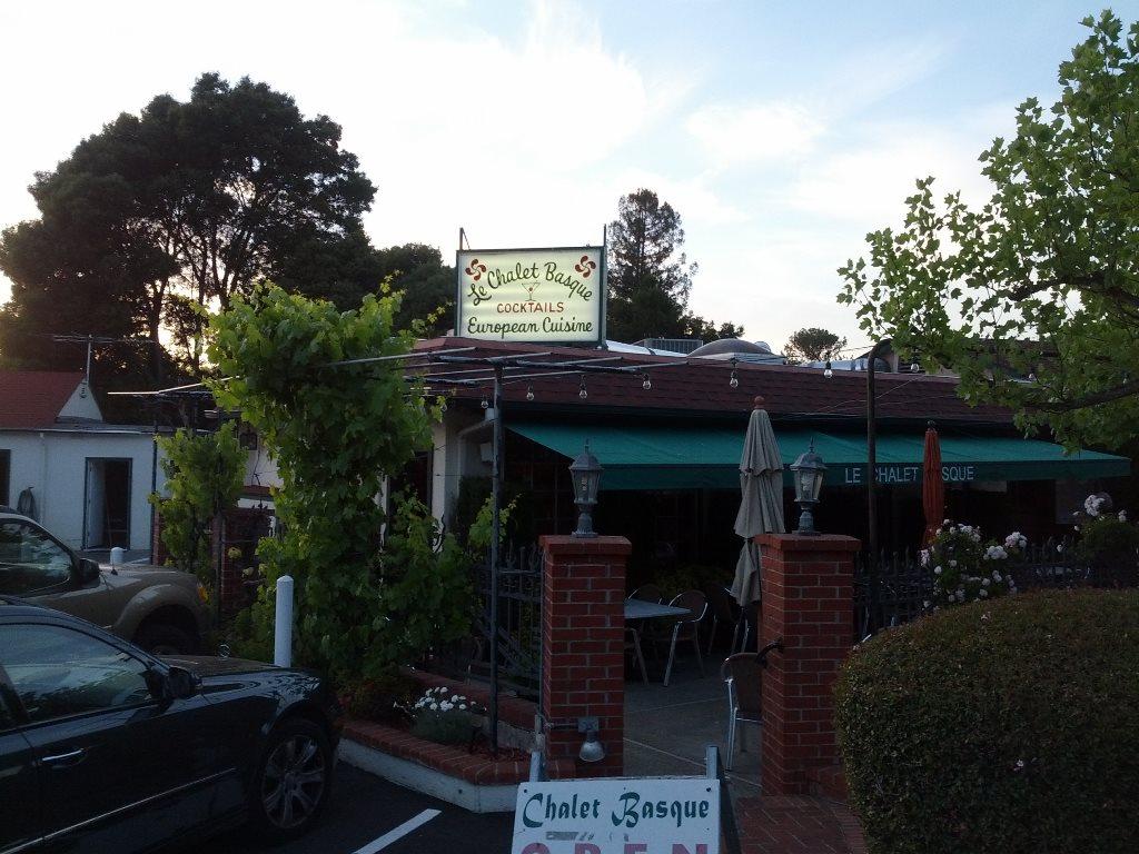 le chalet basque san rafael california le continental