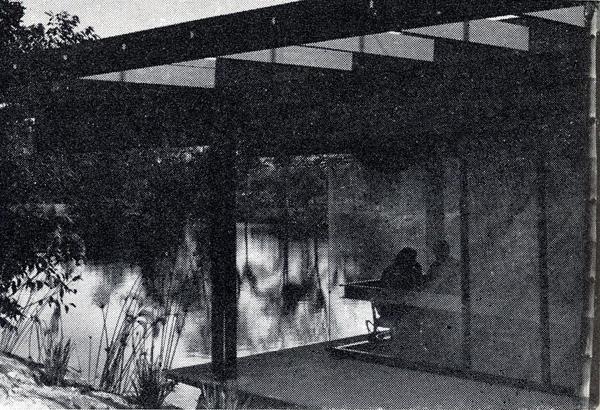 Anthony's La Mesa, 1961 - photo by Modern San Diego